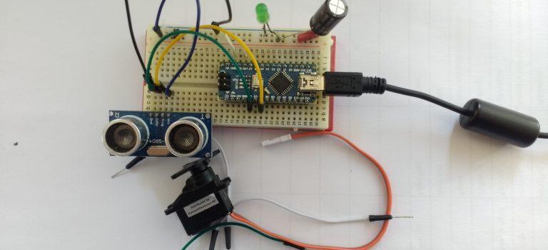 """Einstieg in die Programmierung eines """"Arduino Nano""""  – Fällt leider aus!"""