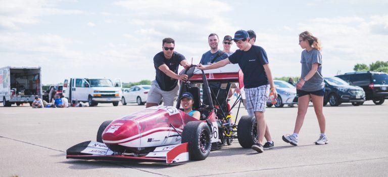 MIT Formula SAE team