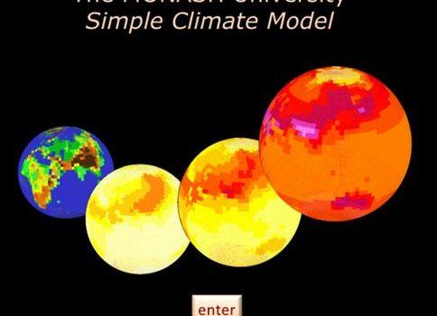 Das Monash Simple Climate Model – eine Einführung in ein einfaches Klimamodell