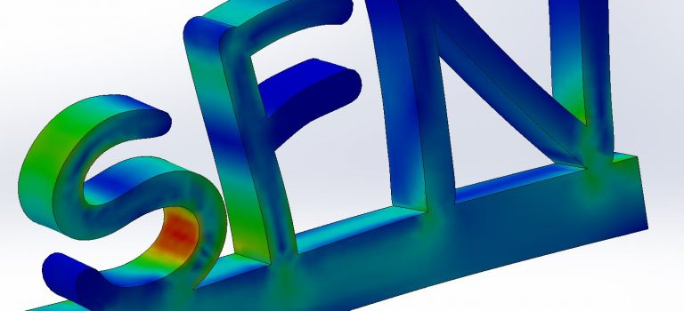 Numerische Simulationen mit Solidworks