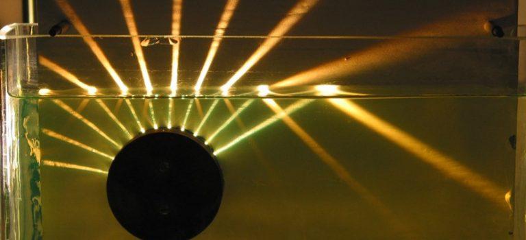 Der Tunneleffekt hat nichts mit Quantenmechanik zu tun.