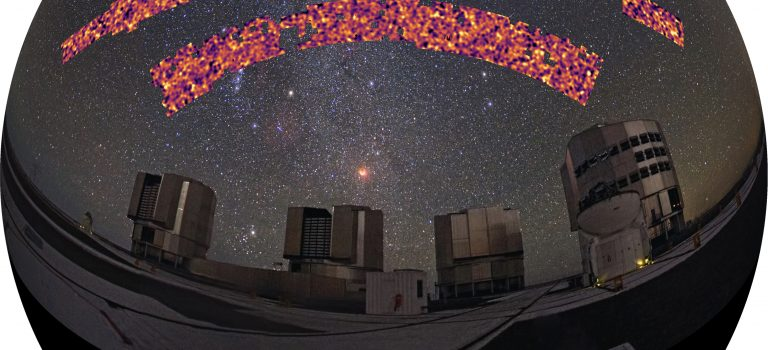 How much does the universe weigh? – How to make dark matter visible and what it has to do with cosmology