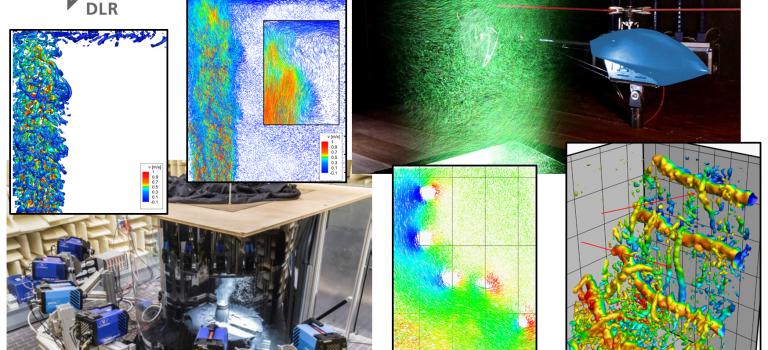 3D Strömungs-Vermessung am Deutschen Zentrum für Luft- und Raumfahrt