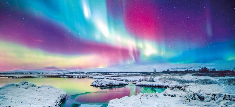 Entstehung von Polarlichtern – wenn der Himmel anfängt bunt zu leuchten