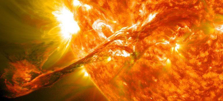 Sonnenbeobachtung am Computer